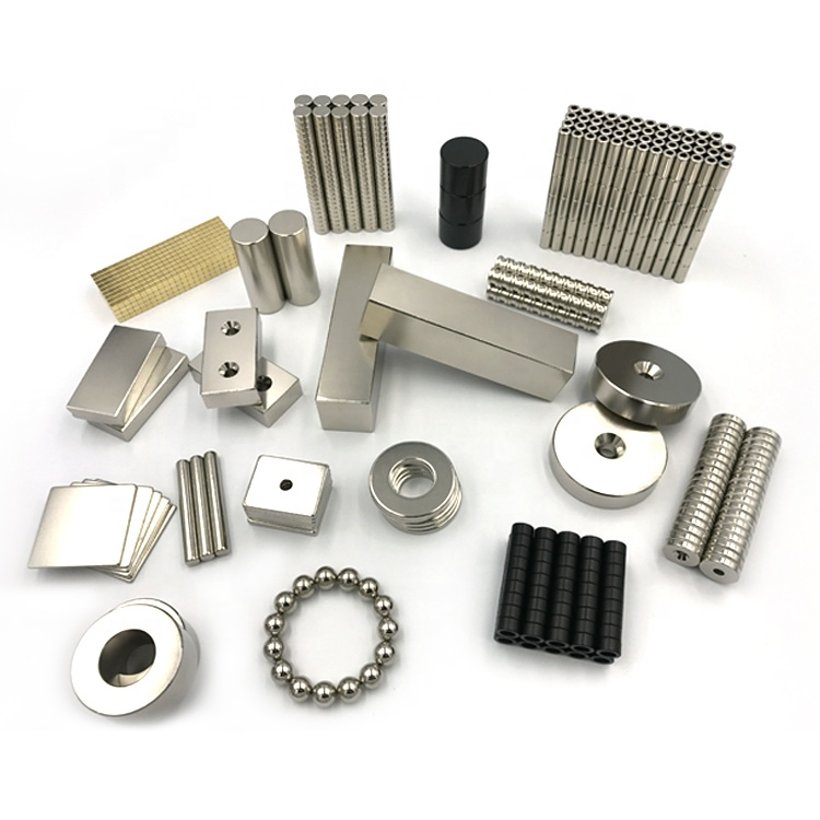 Custom-Strong-Magnet-Hollow-Cylinder-Sintered