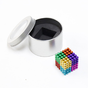 D5mm 216 Pcs Multicolorful Neocube Ball