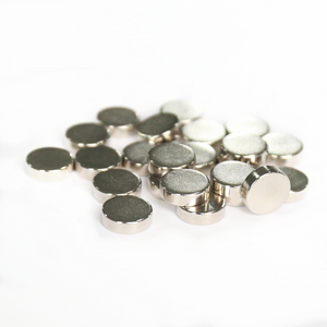 Ni Coating Neodymium Disc Magnet