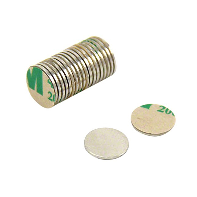 Magnet with 3M adhesive-4