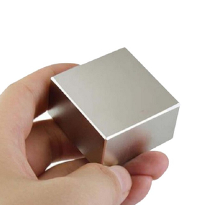 "Rectangular Magnets NdFeB 2""x2""x1/2"""